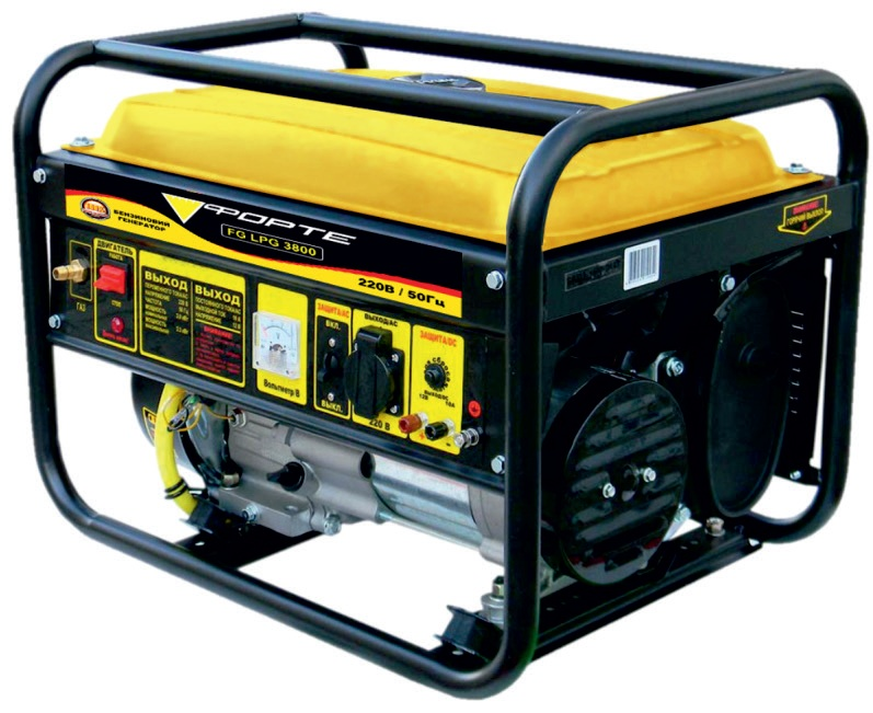 Электрогенератор Forte